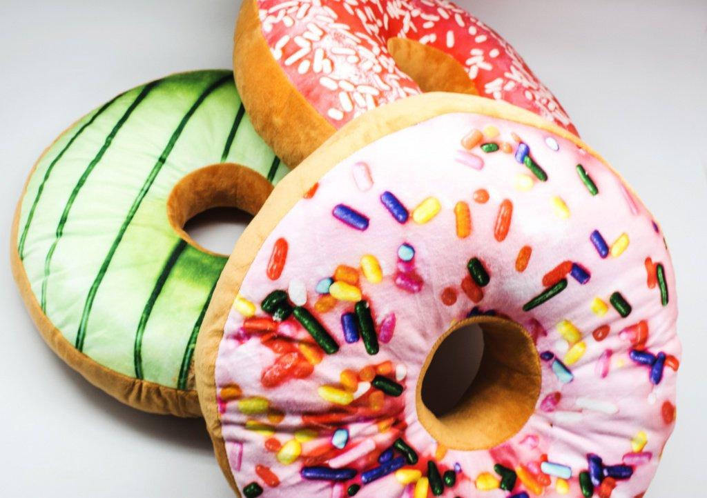 Как сделать простой пончик