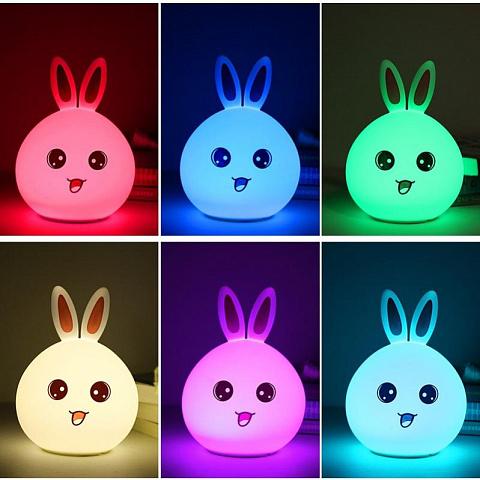 Usb светильник заяц - рис 3.