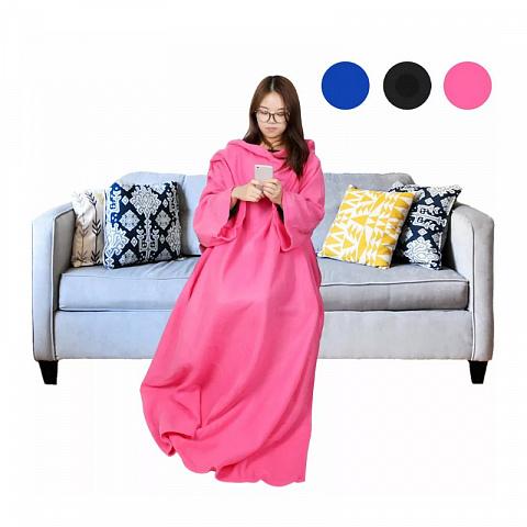 Одеяло с рукавами купить в москве