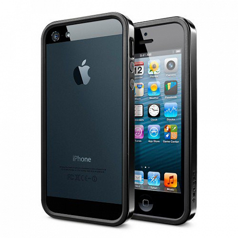 Бампер для iPhone 5 Neo Hybrid