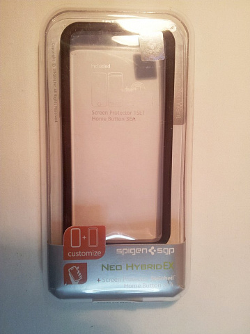 Бампер для iPhone 5 Neo Hybrid - рис 3.